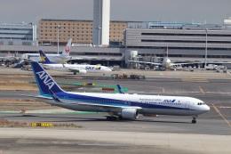 k_n_k01さんが、羽田空港で撮影した全日空 767-381/ERの航空フォト(飛行機 写真・画像)