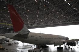 TAK_HND_NRTさんが、羽田空港で撮影した日本航空 777-246の航空フォト(飛行機 写真・画像)