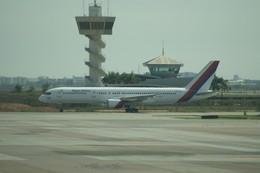 しんさんが、スワンナプーム国際空港で撮影したネパール航空 757-2F8の航空フォト(飛行機 写真・画像)