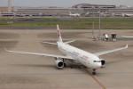KAZFLYERさんが、羽田空港で撮影した中国東方航空 A330-343Xの航空フォト(飛行機 写真・画像)