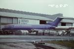 tassさんが、マイアミ国際空港で撮影したブラニフ・インターナショナル・エアラインズ 727-225/Advの航空フォト(飛行機 写真・画像)