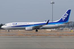 きんめいさんが、関西国際空港で撮影した全日空 737-881の航空フォト(飛行機 写真・画像)