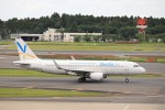 KAZFLYERさんが、成田国際空港で撮影したバニラエア A320-214の航空フォト(飛行機 写真・画像)