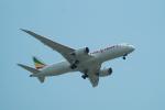 FRTさんが、スワンナプーム国際空港で撮影したエチオピア航空 787-8 Dreamlinerの航空フォト(飛行機 写真・画像)