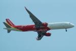 FRTさんが、スワンナプーム国際空港で撮影したタイ・ベトジェットエア A321-211の航空フォト(飛行機 写真・画像)