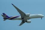 FRTさんが、スワンナプーム国際空港で撮影したタイ国際航空 A350-941の航空フォト(飛行機 写真・画像)