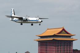 ぎんじろーさんが、台北松山空港で撮影した中華民国空軍 50の航空フォト(飛行機 写真・画像)