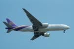 FRTさんが、スワンナプーム国際空港で撮影したタイ国際航空 777-2D7の航空フォト(飛行機 写真・画像)