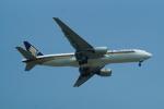 FRTさんが、スワンナプーム国際空港で撮影したシンガポール航空 777-212/ERの航空フォト(飛行機 写真・画像)