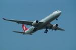 FRTさんが、スワンナプーム国際空港で撮影したターキッシュ・エアラインズ A321-232の航空フォト(飛行機 写真・画像)