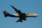 FRTさんが、スワンナプーム国際空港で撮影したアトラス航空 747-87UF/SCDの航空フォト(飛行機 写真・画像)