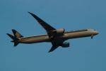 FRTさんが、スワンナプーム国際空港で撮影したシンガポール航空 787-10の航空フォト(飛行機 写真・画像)