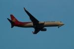 FRTさんが、スワンナプーム国際空港で撮影した深圳航空 737-87Lの航空フォト(飛行機 写真・画像)