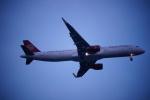 FRTさんが、スワンナプーム国際空港で撮影した吉祥航空 A321-211の航空フォト(飛行機 写真・画像)