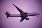 FRTさんが、スワンナプーム国際空港で撮影したカタール航空 A350-941XWBの航空フォト(飛行機 写真・画像)