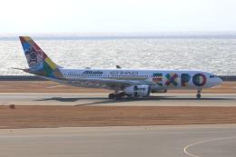 わんだーさんが、中部国際空港で撮影したエティハド航空 A330-243の航空フォト(飛行機 写真・画像)