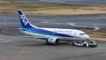ハム太郎。さんが、羽田空港で撮影した全日空 737-54Kの航空フォト(飛行機 写真・画像)