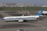 KAZFLYERさんが、羽田空港で撮影した中国南方航空 A330-343Xの航空フォト(飛行機 写真・画像)