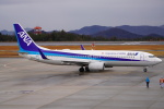 SFJ_capさんが、広島空港で撮影した全日空 737-881の航空フォト(飛行機 写真・画像)