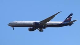 raichanさんが、成田国際空港で撮影したアエロフロート・ロシア航空 777-3M0/ERの航空フォト(飛行機 写真・画像)