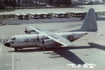 tassさんが、パリ オルリー空港で撮影したイタリア空軍 C-130H Herculesの航空フォト(飛行機 写真・画像)