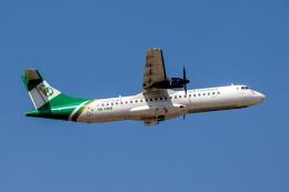 航空フォト:9N-AMM イエティ・エアラインズ ATR 72