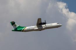 こーいちさんが、トリブバン国際空港で撮影したイエティ・エアラインズ ATR 72-500 (72-212A)の航空フォト(飛行機 写真・画像)