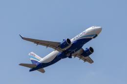 こーいちさんが、トリブバン国際空港で撮影したインディゴ A320-271Nの航空フォト(飛行機 写真・画像)