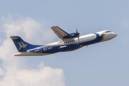 こーいちさんが、トリブバン国際空港で撮影したブッダ・エア ATR 72-500 (72-212A)の航空フォト(飛行機 写真・画像)