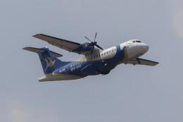 こーいちさんが、トリブバン国際空港で撮影したブッダ・エア ATR 42-320の航空フォト(飛行機 写真・画像)