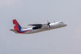 こーいちさんが、トリブバン国際空港で撮影したネパール航空の航空フォト(飛行機 写真・画像)