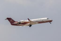 こーいちさんが、トリブバン国際空港で撮影したシェリー・エアラインズ CL-600-2B19 Regional Jet CRJ-200ERの航空フォト(飛行機 写真・画像)