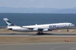 SIさんが、中部国際空港で撮影したキャセイパシフィック航空 A340-313Xの航空フォト(飛行機 写真・画像)