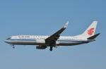 鉄バスさんが、福岡空港で撮影した中国国際航空 737-89Lの航空フォト(飛行機 写真・画像)
