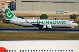 航空フォト:HS-DMB ノックエア 737-800