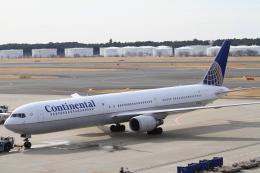 TAK_HND_NRTさんが、成田国際空港で撮影したコンチネンタル航空 767-424/ERの航空フォト(飛行機 写真・画像)