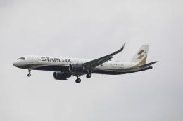 garrettさんが、台湾桃園国際空港で撮影したスターラックス・エアラインズ A321-252NXの航空フォト(飛行機 写真・画像)