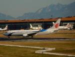 kiyohsさんが、北京首都国際空港で撮影した大連航空 737-89Lの航空フォト(飛行機 写真・画像)