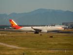 kiyohsさんが、北京首都国際空港で撮影した海南航空 A330-343Xの航空フォト(飛行機 写真・画像)