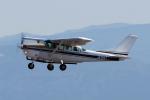 yabyanさんが、名古屋飛行場で撮影した共立航空撮影 TU206G Turbo Stationair 6の航空フォト(飛行機 写真・画像)