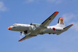 赤ちんさんが、下総航空基地で撮影した海上自衛隊 YS-11A-624T-Aの航空フォト(飛行機 写真・画像)