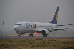 ヨッちゃんさんが、茨城空港で撮影したスカイマーク 737-8HXの航空フォト(飛行機 写真・画像)