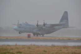 ヨッちゃんさんが、茨城空港で撮影した航空自衛隊 C-130H Herculesの航空フォト(飛行機 写真・画像)