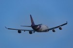 Mochi7D2さんが、成田国際空港で撮影したタイ国際航空 747-4D7の航空フォト(飛行機 写真・画像)