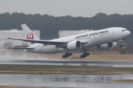 Sharp Fukudaさんが、成田国際空港で撮影した日本航空 777-246/ERの航空フォト(飛行機 写真・画像)