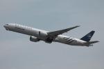 だいすけさんが、香港国際空港で撮影した大韓航空 777-3B5/ERの航空フォト(飛行機 写真・画像)