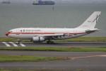 フッ軽の極美さんが、羽田空港で撮影したスペイン空軍 A310-304の航空フォト(飛行機 写真・画像)