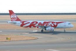 rjジジィさんが、中部国際空港で撮影したエア・リース・コーポレーション A320-232の航空フォト(飛行機 写真・画像)