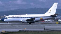 cathay451さんが、伊丹空港で撮影したベネズエラ空軍 737-2N1/Advの航空フォト(飛行機 写真・画像)