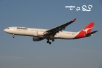 tassさんが、成田国際空港で撮影したカンタス航空 A330-303の航空フォト(飛行機 写真・画像)